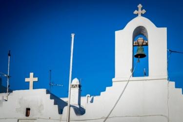 Kostel na každém rohu
