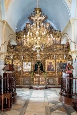 Největší kostelík i s ubytováním pro mnichy