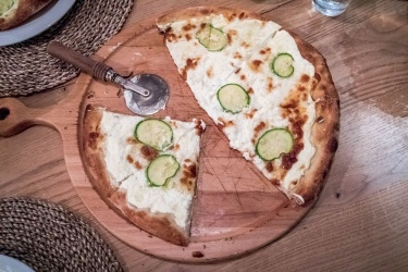 Pizza na večeři
