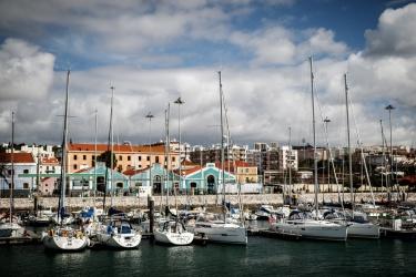 Lisabonský přístav