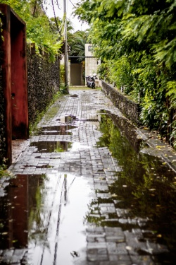 Občas prší