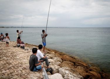 Další rybáři