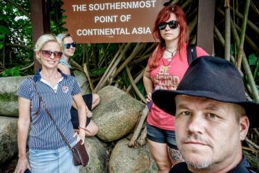Nejjižnější místo kontinentální Asie