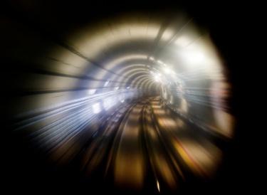 Dělám řidiče metra, protože to jezdí samo