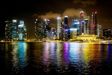 Barvy Singapuru