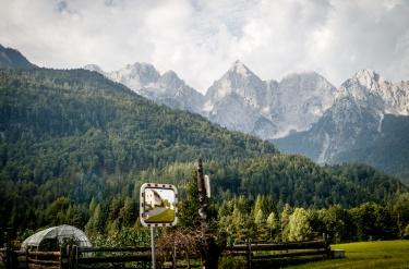 Přesunujeme se na 3.hřiště do Rakouska