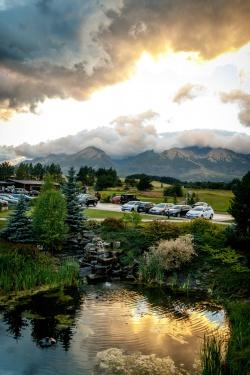 Nad Tatrami se počasí mění každou sekundou