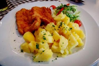 Na delší dobu poslední evropský oběd