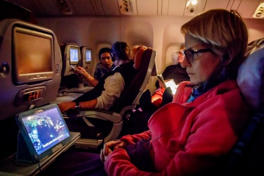 Co dělat v letadle při 10 hodinovém letu