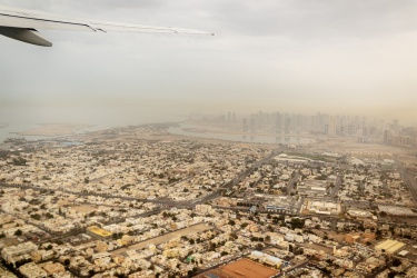 Dubaj se vzdaluje